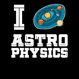 Physik Astrophysik