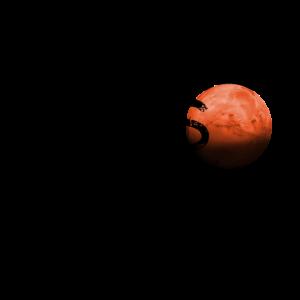 Nuke Mars Terraforming Weltraum Roter Planet