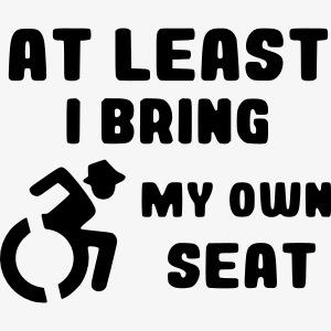 Ik breng mijn eigen rolstoel mee 001