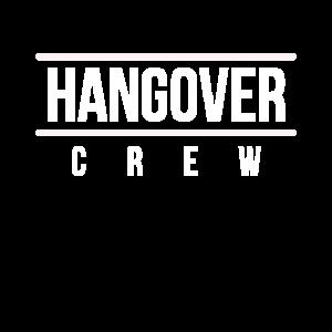 Hangover Crew - Junggesellenabschied JGA