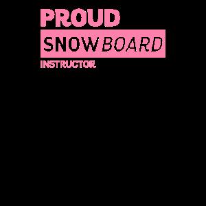Sport Snowboard Lehrer Boarden Snowboard Lehrerin