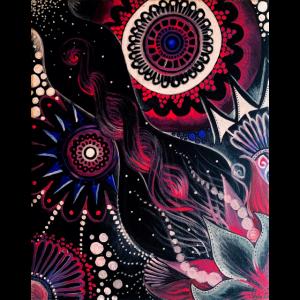 Mandala Blumen