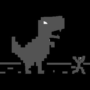 interdino. hübsches Hemd. Dinosaurier Internet