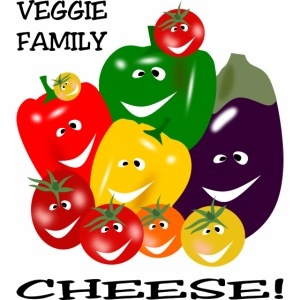 Veggie Family - Cheese