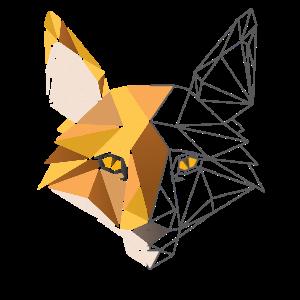 Polygon Fuchs Fox