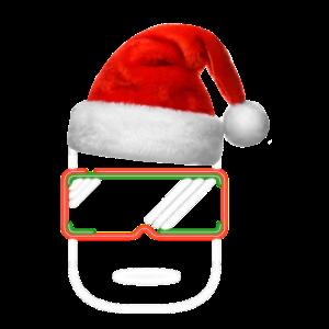 Die Zock Stube - Robot-Head Christmas