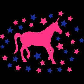 Einhorn Stars 02