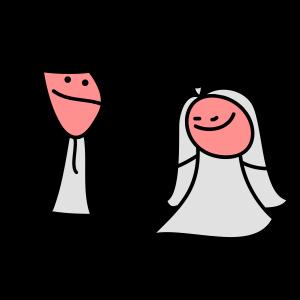 Brautpaar (b)