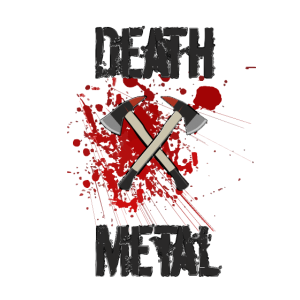 Death Metal Axt