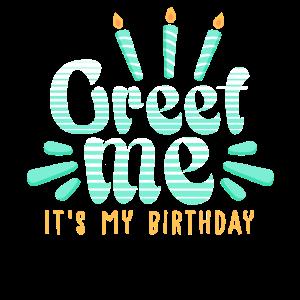 Geburtstagsfeier Geburtstag