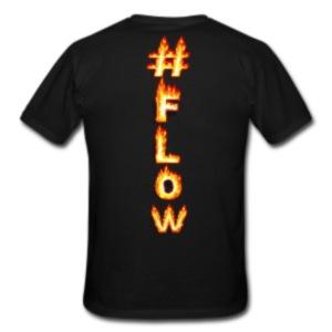 CAMISETA #FLOW