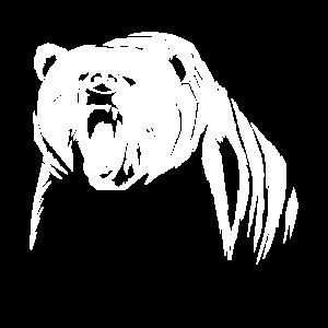 Brüllender Bär, Grizzly
