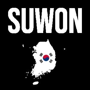 Suwon Südkorea Souvenir