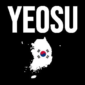 Yeosu Souvenir Südkorea