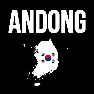 Andong Südkorea Souvenir