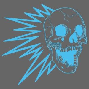 crâne explosif