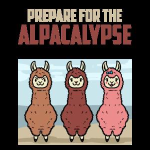 Alpacalypse Alpacalypse