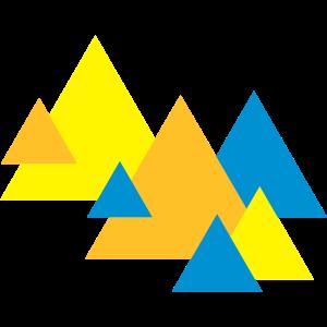 Triangle Landscape