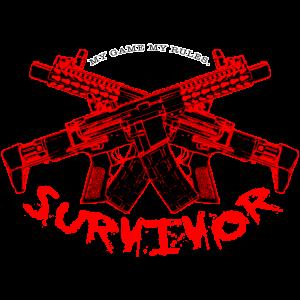 Magfed Version Survivor 1