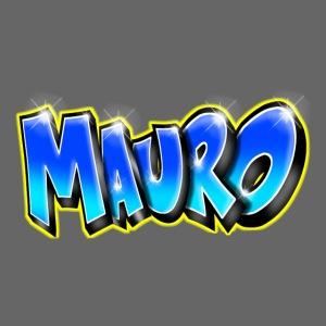 MAURO GRAFFITI NAME