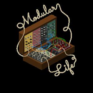 Modularer Synthesizer
