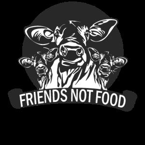freunde kein fressen vegetarisch kühe
