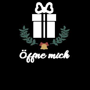 Geschenk Paket Weihnachten X-Mas Christmas