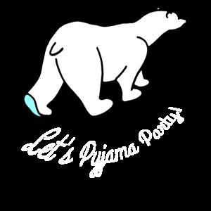 Eisbär Pyjama Party