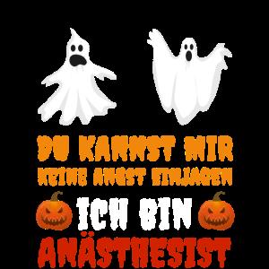 Anästhesist Halloween Outfit Kostüm