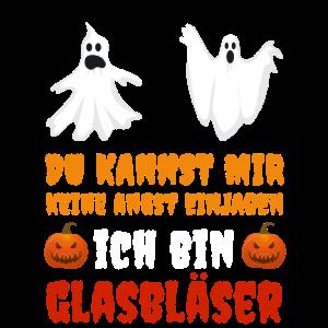 Glasbläser Halloween Outfit Kostüm