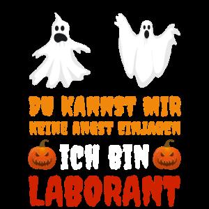 Laborant Halloween Outfit Kostüm