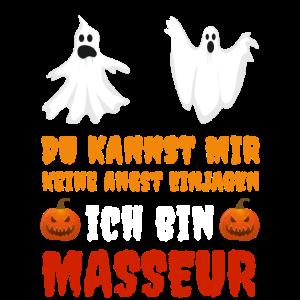 Masseur Halloween Outfit Kostüm