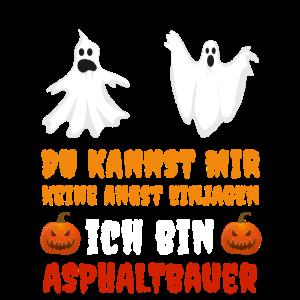 Asphaltbauer Halloween Outfit Kostüm