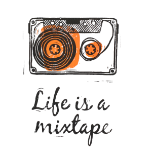 Kassette - Life is a mixtape