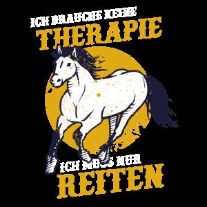 Pferde Therapie Pferdesport Reitsport Geschenk