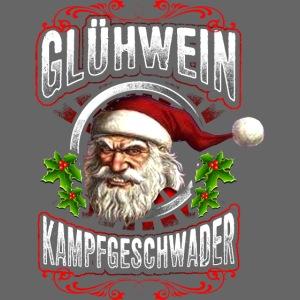 Glühwein Kampfgeschwader Weihnachtsmarkt