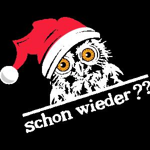 weihnachten xmas 2019 christmas owl eule