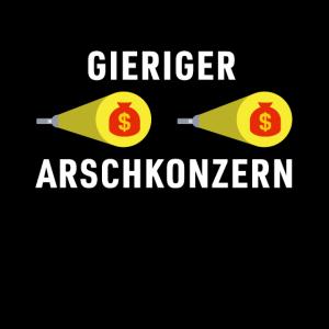 Gieriger Arschlochkonzern Abgasskandal