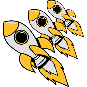 raketen fliegen raumfahrt 3c