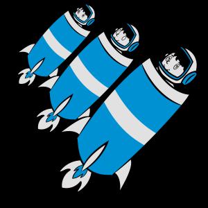 raketen junge spass fliegen 3c
