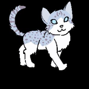 Tabby-Katze | 8 Bit Pixel Art