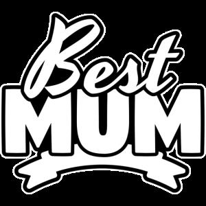 Best Mum - Beste Mutter
