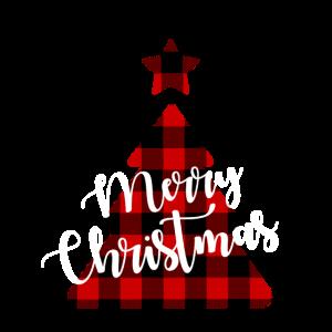 Frohe Weihnachten Tanne