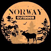 Moose - Norway Adventure