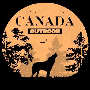 Canada -  Wolf
