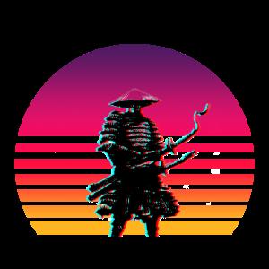 Samurai Untergang Outrun