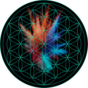 Flower of Life colours