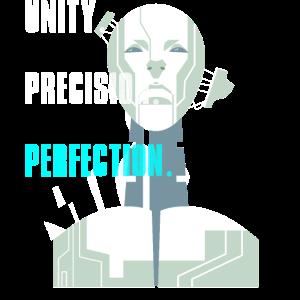 Unity Precision Perfection   Die Ehrfurcht inspirierend