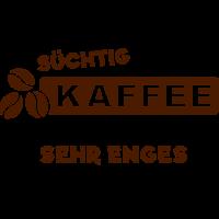 Kaffee süchtig