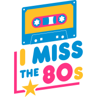 Miss the 80s (Cassette)